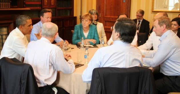 G8 leaders agree to negotiate 'the biggest bilateral trade deal in history'