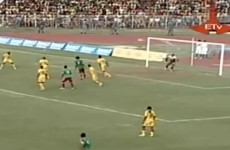 Sensational own goal ends South Africa's World Cup dreams