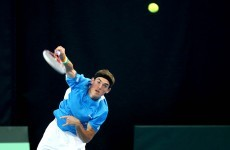 Ireland's James McGee beaten in Wimbledon qualifiers