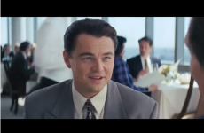WATCH: First look at The Wolf of Wall Street trailer
