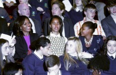 Malia Obama is officially gas craic