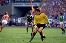 It's the 25th anniversary of Wim Kieft's bizarre goal against Ireland