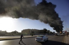 Oil prices rise in response to Libya unrest
