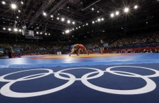 Russian Olympic wrestler strangled to death with whip
