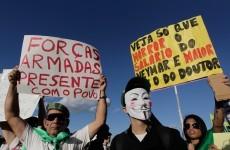 Brazil protests to reach Patrick Street in Cork