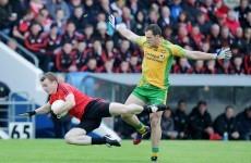 Murphy and McFadden star as Donegal beat Down to reach Ulster Final