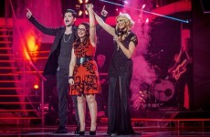 Will.i.am 'sad' Tyrone woman with 10% vision wins the The Voice UK