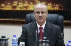 Palestinian Prime Minister Rami Hamdallah resigns...again