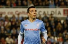 Liverpool complete Aspas signing from Celta Vigo