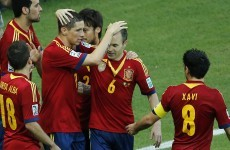 Check out all the goals from tonight's Confederations Cup action