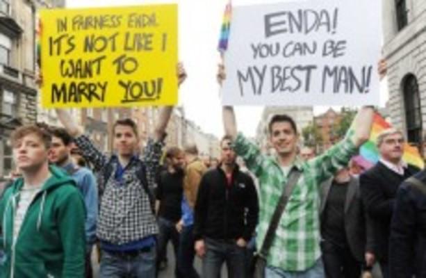 gay social signals