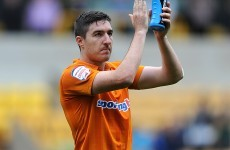 Stephen Ward transfer listed on the first day of Wolves' pre-season