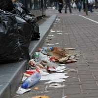 Local authorities given �900k to clean up graffiti and litter