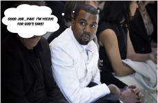 The Dredge: Do not say 'good job' to Kanye West