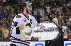 Chicago Blackhawks score 2 goals in 17 crazy seconds to clinch Stanley Cup