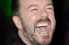 Remember when Ricky Gervais was the funniest man in the world?