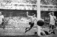 Brazil still haunted by 1950 final defeat to Uruguay at the Maracana