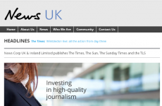 Rupert Murdoch has changed News International's name… to News UK