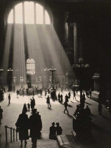 Pics show sad loss of beautiful old Penn Station
