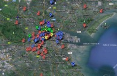 Derelict sites in Dublin get mapped