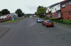 Three men each shot twice in the leg in west Belfast