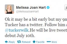 "Tweet Sweeper: What Irish celeb is ""plucking her hairy lip""?"