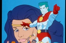 Stop everything, there's a Captain Planet movie in the works