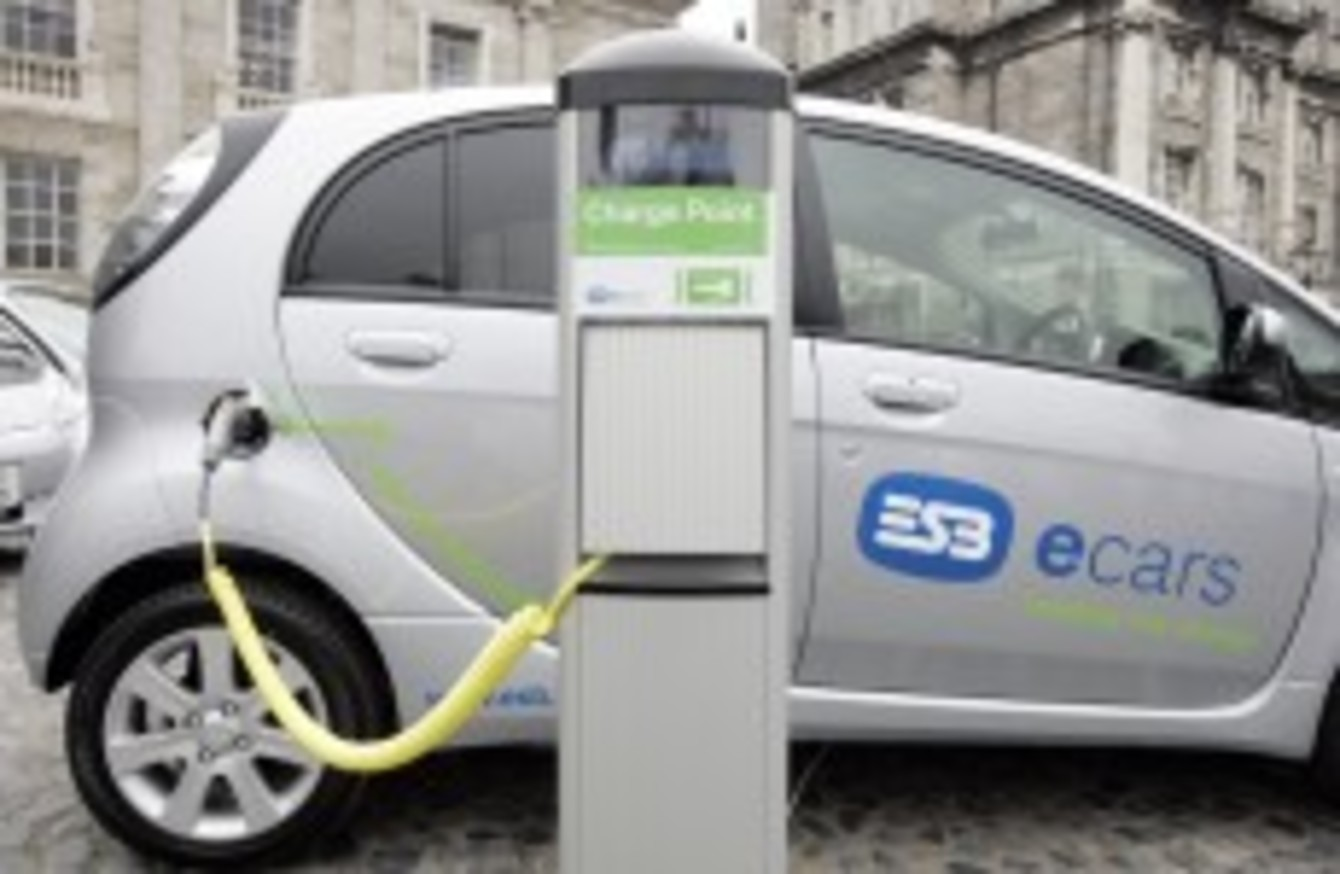 Electric Cars Ireland Charging Points