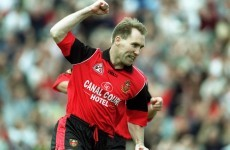 Ex Down star Mickey Linden scores 0-4 in club game…at 50 years of age