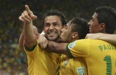 Brazil end Spain's unbeaten run to win the Confederations Cup