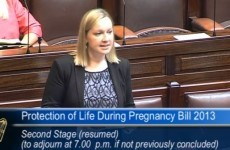 Lucinda Creighton strongly criticises abortion legislation – but doesn't say how she'll vote