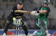 India will treat Ireland cricket clash 'with all seriousness'