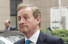 Enda Kenny tells parliament that he is 'truly, madly, deeply European'