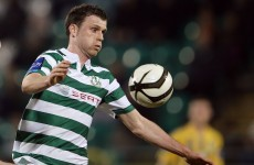 Cork snap up Hoops striker Kilduff for remainder of the season