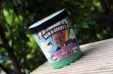 Enda Kenny, Bressie and George Hook get their own ice cream flavour