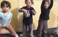 WATCH: Kids do their own adorable take on the Haka