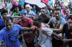 Four killed as Egypt security forces' failure to stop protest deaths criticised as 'suspicious'