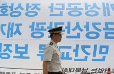 North and South Korea hold rare talks after months of increasing tensions