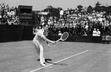 Focus: Fred Perry, Wimbledon outsider to Hollywood star
