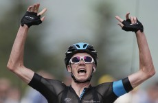 Sprint Finish: Froome takes yellow back to Team Sky