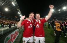 Feast your eyes on the Lions' series-clinching victory over Australia