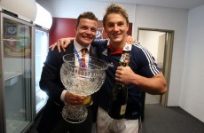 BO'D and Foxy Davies are best buddies but Gatland has a new favourite