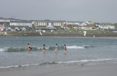 Man's body found washed up on Clare beach