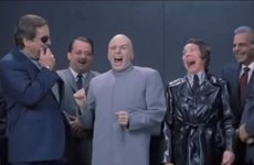 Departures Lounge: Dr Evil scoffs at a couple of today's transfer rumours