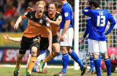 Paul McShane signs a new contract with Premier League Hull City