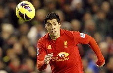 Luis Suarez flattered with interest from Arsenal