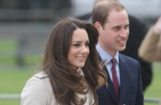 Will and Kate make first stop on Northern Ireland day trip
