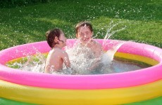 Has Ireland run out of paddling pools?