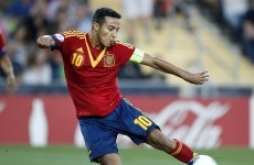Bayern sign Barcelona's rising Spain star Thiago