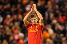Steven Gerrard signs new Liverpool deal